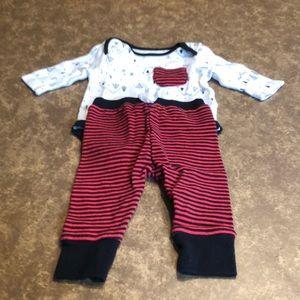 Bon Bebe Two Pc Outfit (#2601)
